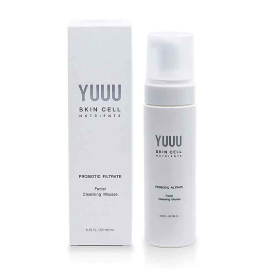 YUUU Cleansing Mousse 180 ml