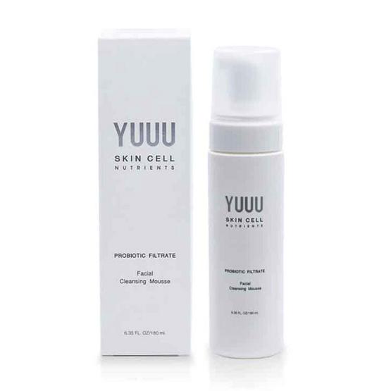 YUUU Cleansing Mousse 180 ml