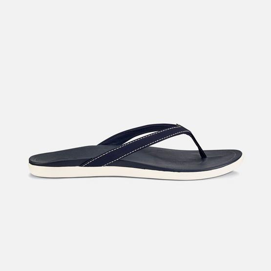 Olukai รองเท้าผู้หญิง 20294-DEDE W-HO'OPIO TRENCHBLUE/TRENCHBLUE