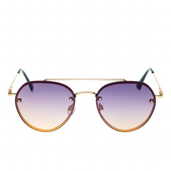 Marco Polo แว่นตากันแดด รุ่น SE155259 GOGY สีทองเทา