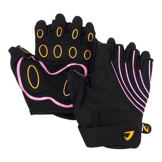 Jason ถุงมือฟิตเนส รุ่น x-Firm ถุงมือออกกำลังกาย สำหรับผู้หญิง
