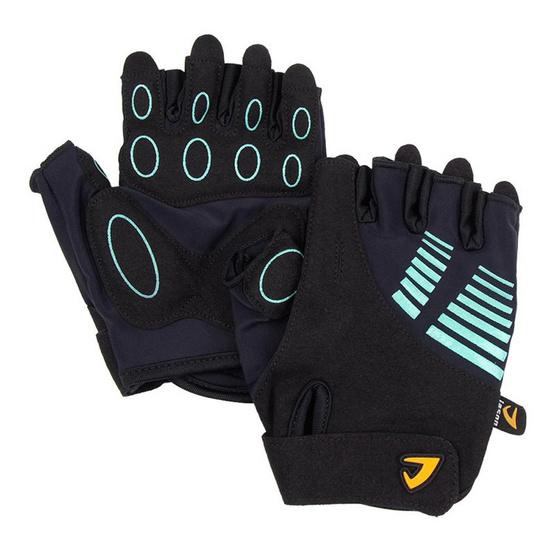 Jason ถุงมือฟิตเนสรุ่น x-Challenge ถุงมือออกกำลังกาย Size-S