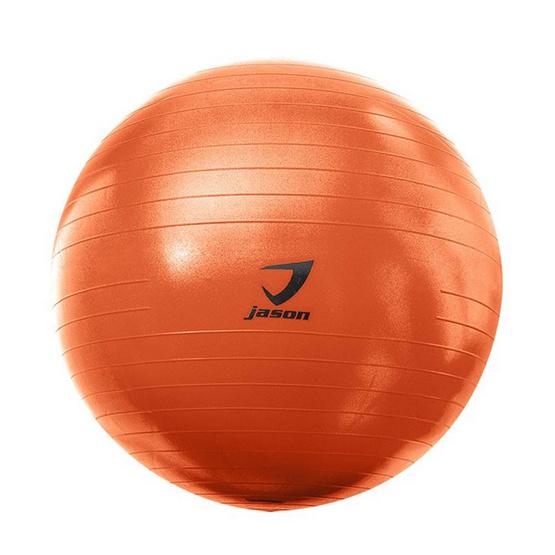 Jason ลูกบอลออกกำลังกายสีส้ม 65 ซม.