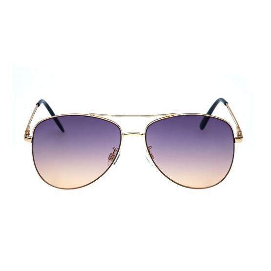 Marco Polo แว่นตากันแดด SE155323 GOGY สีทองเทา