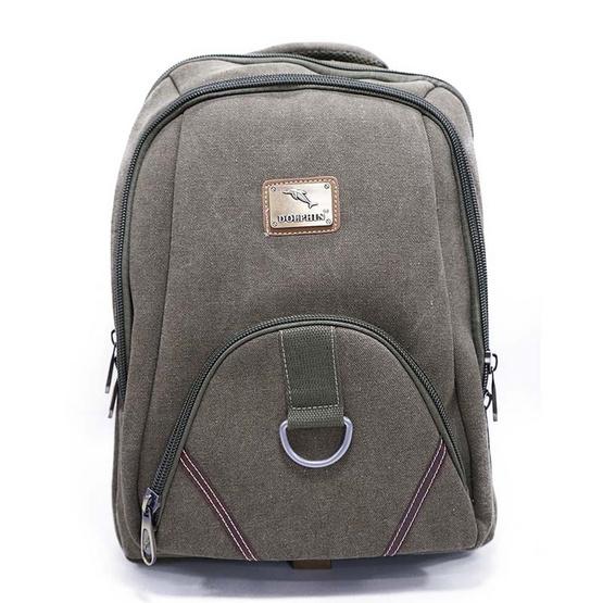 Dolphin bag กระเป๋าเป้  A3019 สีเขียว