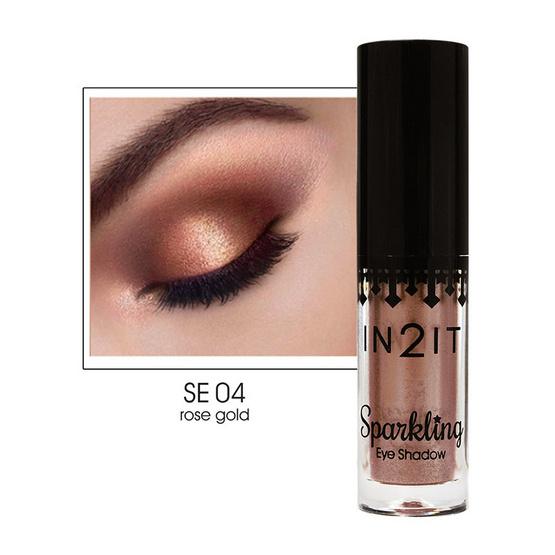 IN2IT Sparkling Eye Shadow SE04 rose gold 2 g