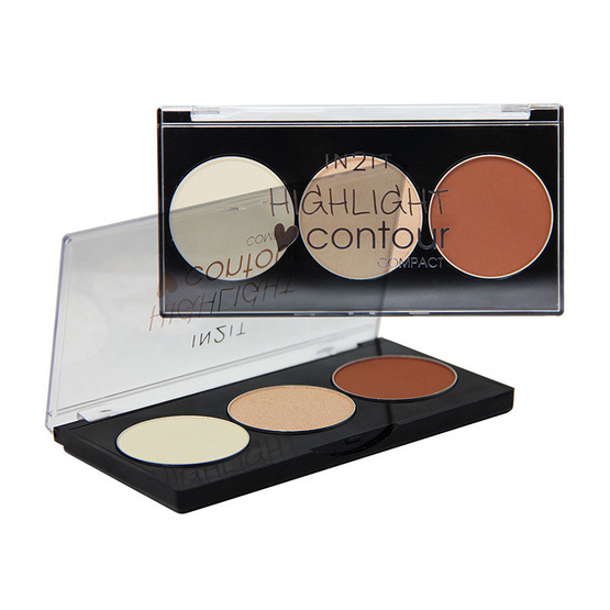 IN2IT HIGHLIGHT & CONTOUR COMPACT HC01 4 g