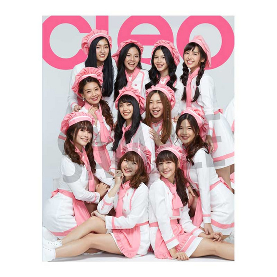 นิตยสาร CLEO Thailand ฉบับเดือนพฤศจิกายน 2561 ปก BNK48