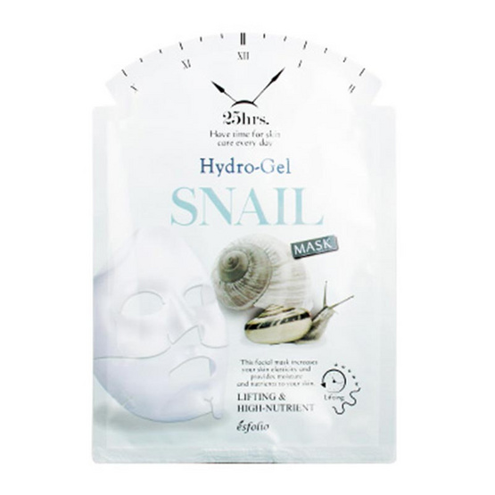 Esfolio Hydrogel Snail Mask 28 ml