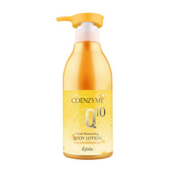 Esfolio Coenzyme Q10 Fresh Moisturizing Body Lotion 500 ml