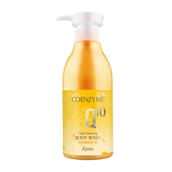 Esfolio Coenzyme Q10 Fresh Cleansing Body Wash 500 ml