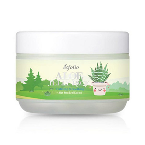 Esfolio Aloe Jelly Pack 100 g