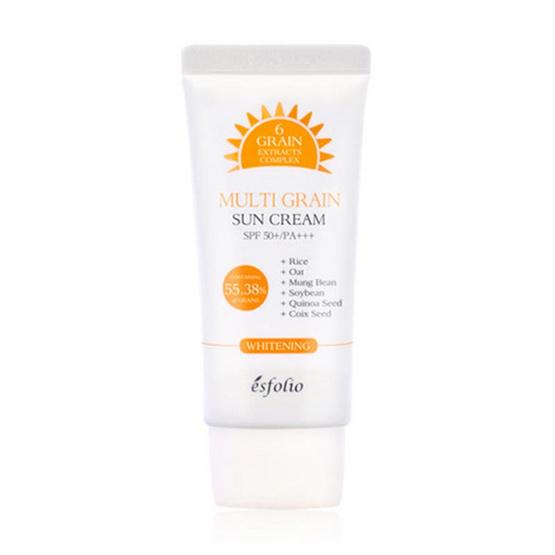 Esfolio Multi Grain Sun Cream SPF 50+ PA+++ 50 g