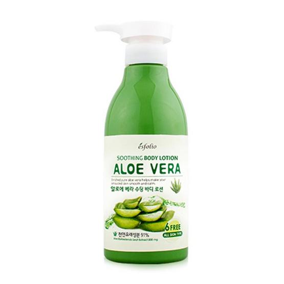 Esfolio Aloe Vera Soothing Body Lotion 500 ml