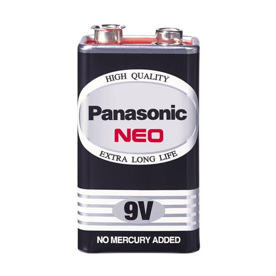 Panasonic NEO ถ่านไฟฉาย รุ่น 6F22NT/1SL 9V (1 ก้อน)