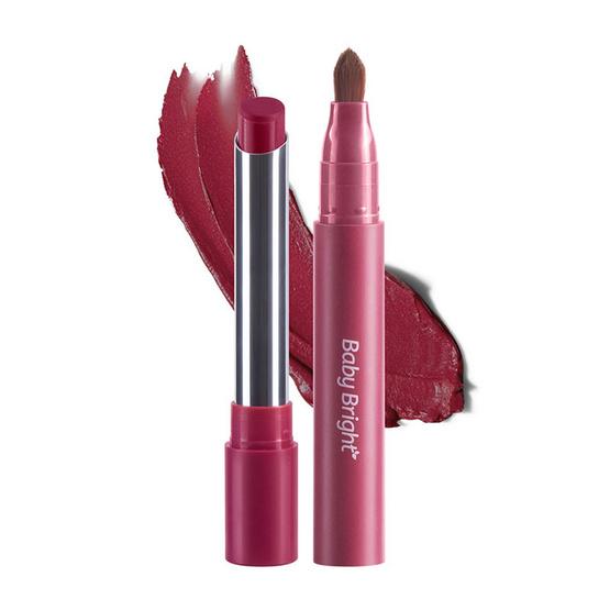 Baby Bright MM Mineral Matte Lip Paint 2 g #12 Wild Berry