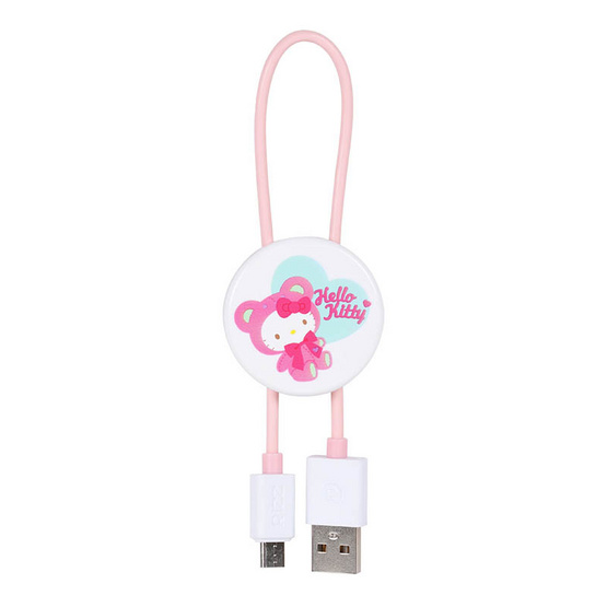 Rizz Micro USB Hello Kitty 27CM รุ่น SA-CHK-007