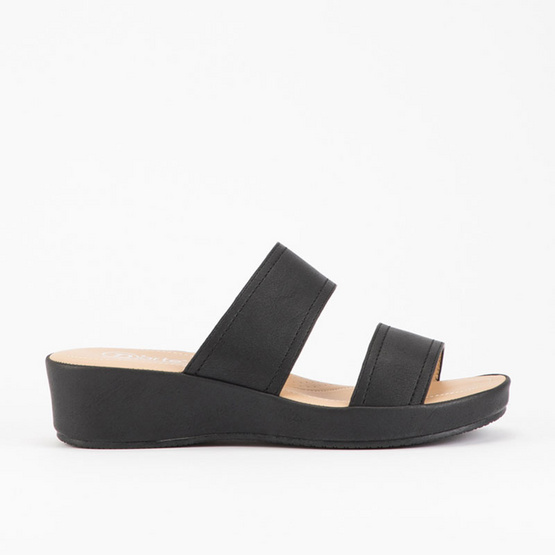D'ARTE รองเท้าผู้หญิง DELINDA COMFORT D66-18019-BLK
