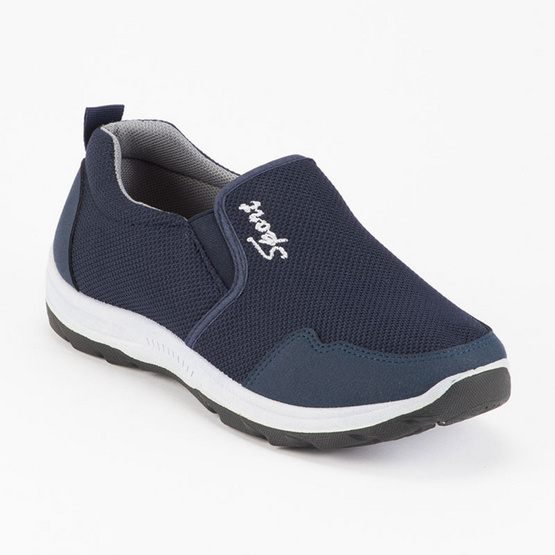 D'ARTE รองเท้าผู้ชาย OWEN SNEAKERS D85-18060-NVY