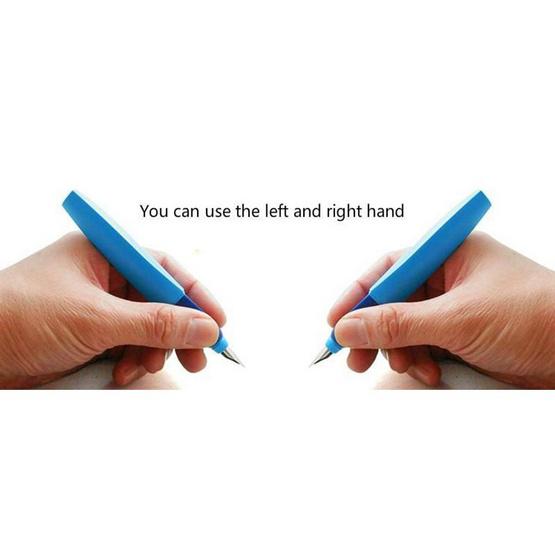 Pelikan ปากกาหมึกซึม Twist Bronze (แถมฟรี! หมึกหลอด 2 กล่อง)