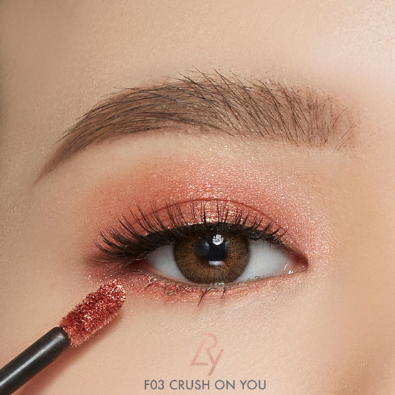 LRY(แอลลี่ย์) EYES AND LIPS FROST - F03 crush on you