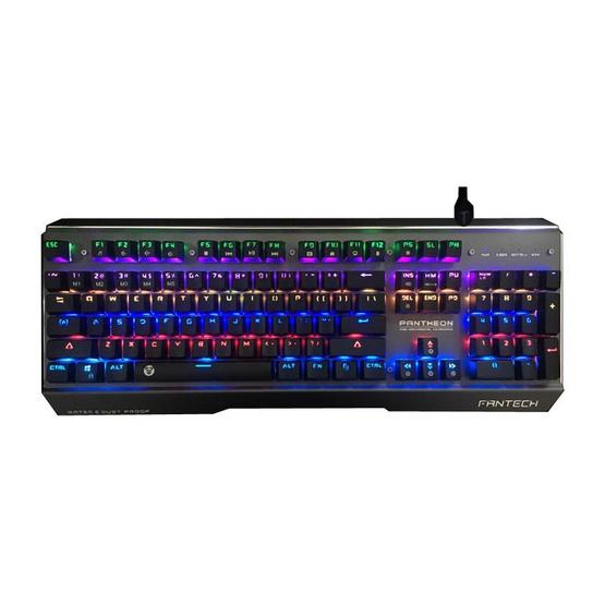 Fantech Gaming Keyboard PANTHEON MK881 RGB