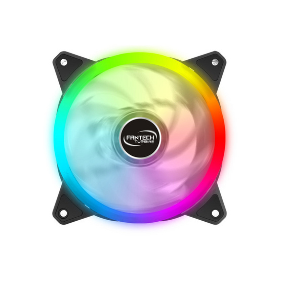 Fantech Casing Fan Turbine FC124 RGB