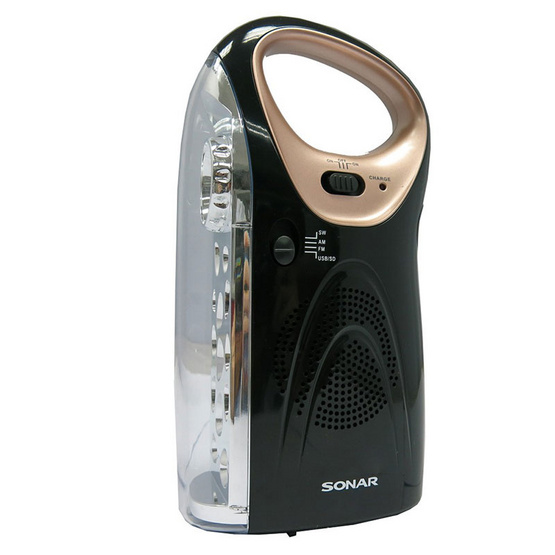 SONAR วิทยุพร้อมไฟฉาย รุ่น VX-920P