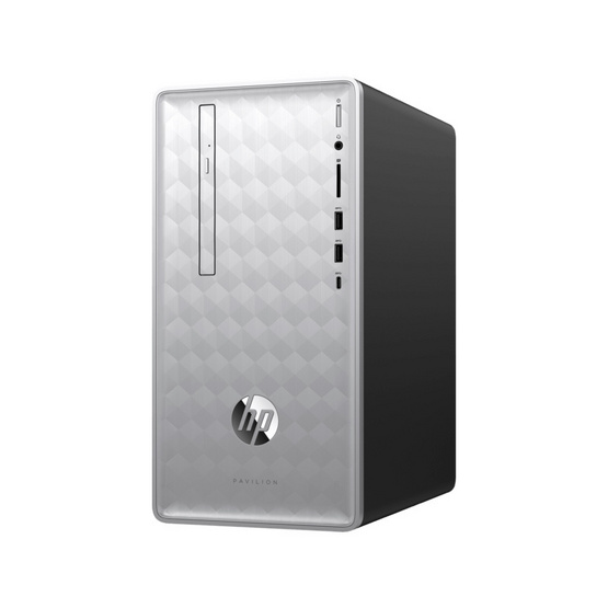 HP Computer 590-p0030d Silver