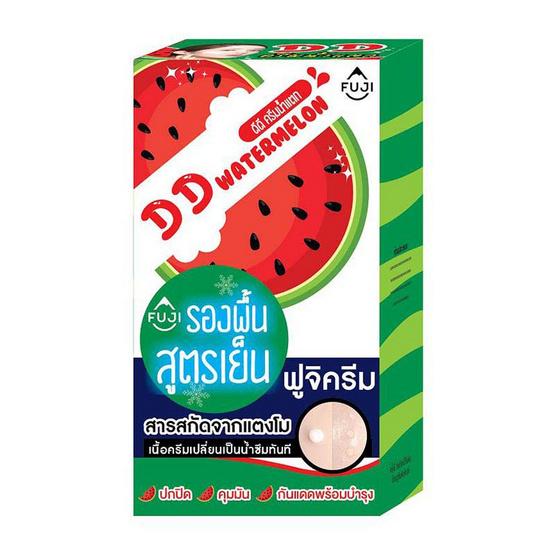 FUJI DD WATERMELON CREAM 10 g (PACK 6)