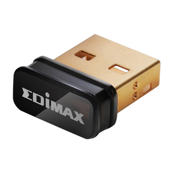 Edimax EW-7811UN N150 Wi-Fi Nano USB Adapter, Ideal for Raspberry Pi
