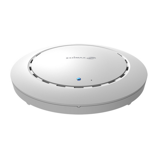 Edimax Pro CAP1200 2 x 2 AC Dual-Band Ceiling-Mount PoE Access Point