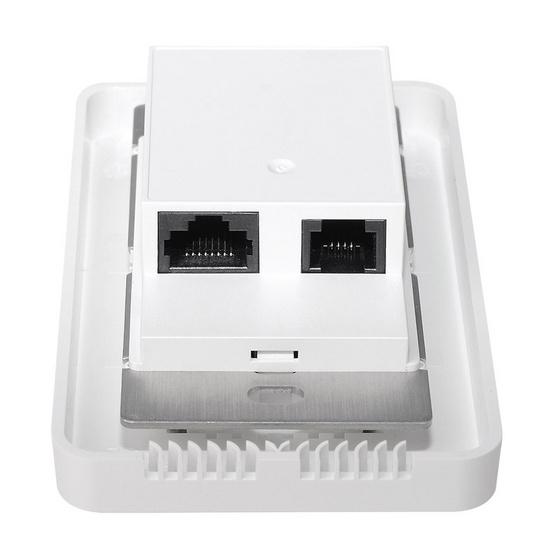 Edimax IAP1200 2 x 2 AC1200 Dual-Band In-Wall PoE Access Point