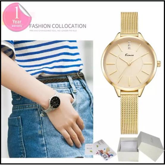 Kimio นาฬิกาข้อมือผู้หญิง รุ่น KW6240