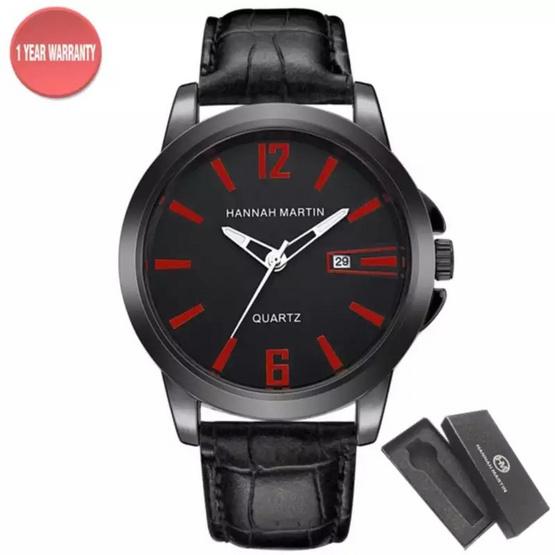 HANNAH MARTIN นาฬิกาข้อมือผู้ชาย รุ่น HM1702