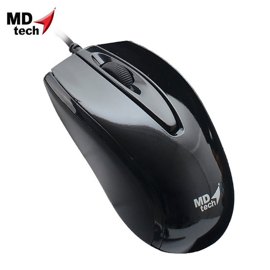MD-TECH Optical Mouse USB MD-10