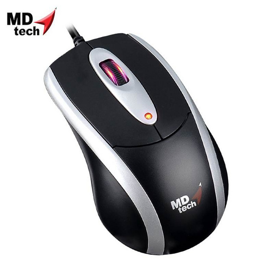 MD-TECH Optical Mouse USB MD-180