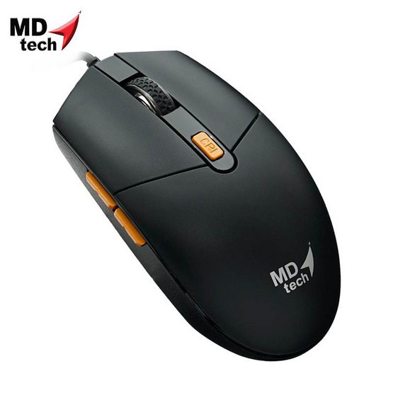 MD-TECH Optical Mouse USB BC-17
