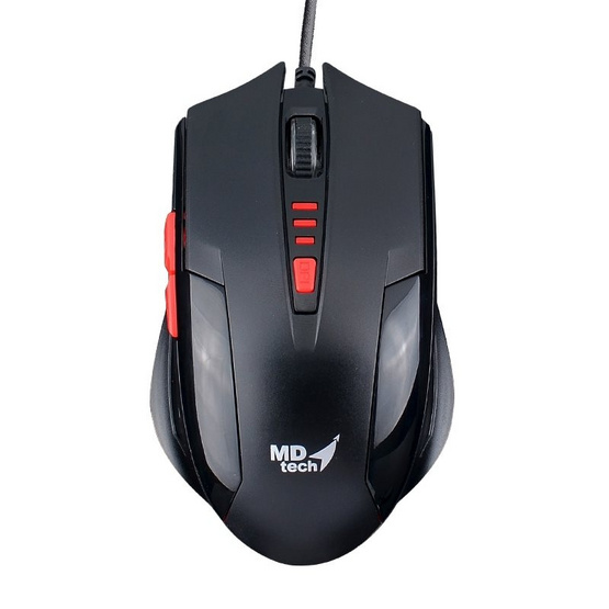 MD-TECH Optical Mouse USB BC-85