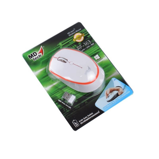 MD-TECH Wireless Optical Mouse RF-163