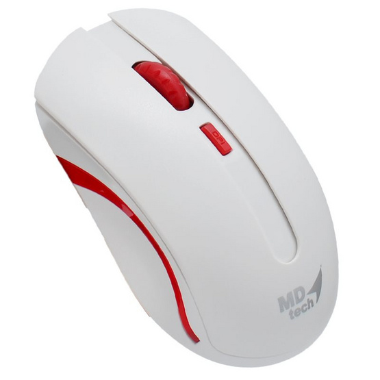 MD-TECH Wireless Combo Set Keyboard & Mouse RF-K7+M199
