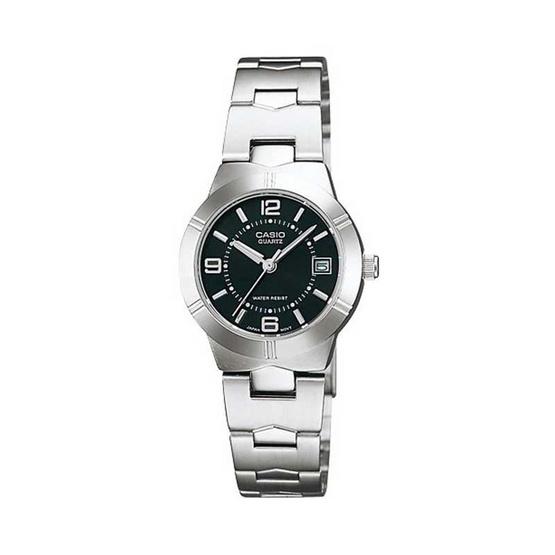 Casio นาฬิกาข้อมือ รุ่น LTP-1241D-1ADF