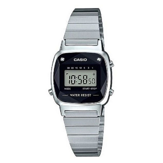 Casio นาฬิกาข้อมือ รุ่น LA670WAD-1DF