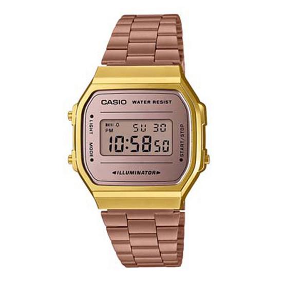 Casio นาฬิกาข้อมือ รุ่น A168WECM-5DF