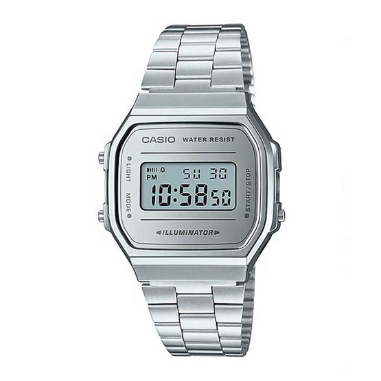 Casio นาฬิกาข้อมือ รุ่น A168WEM-7DF