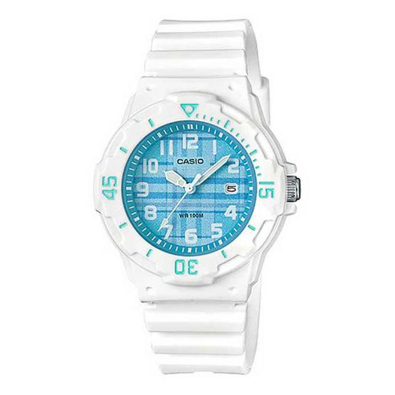 Casio นาฬิกาข้อมือ รุ่น LRW-200H-2CVDF