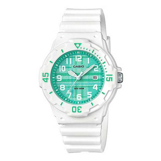 Casio นาฬิกาข้อมือ รุ่น LRW-200H-3CVDF