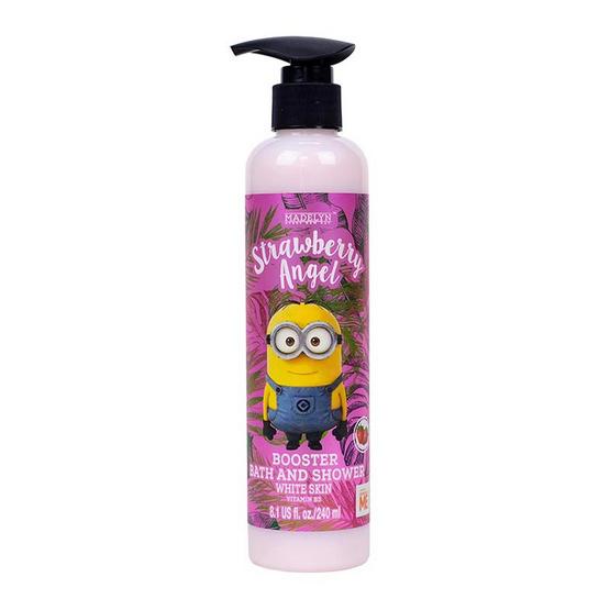 Madelyn Minion Bath & Shower Strawberry 240 ml