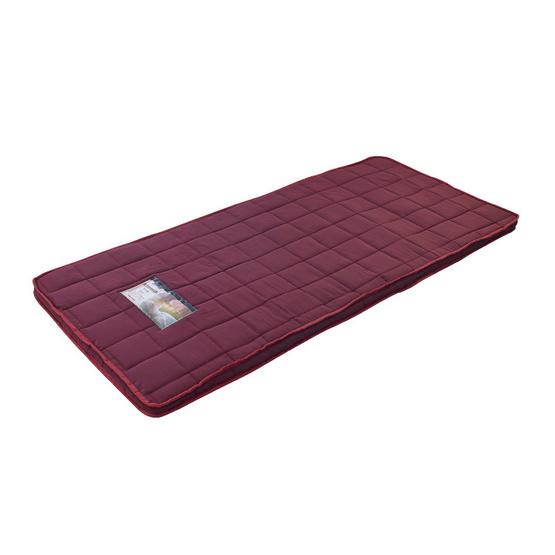 LOTUS ที่นอนปิกนิกยางพารา MIDAS 3 ฟุต สีแดง