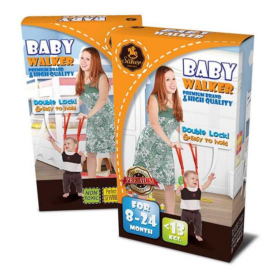 Saker อุปกรณ์ช่วยพยุงสำหรับเด็ก Step 2 (สำหรับเด็กที่กำลังหัดเดิน)